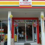 Konsumen Rak Minimarket Boyolali Althamart