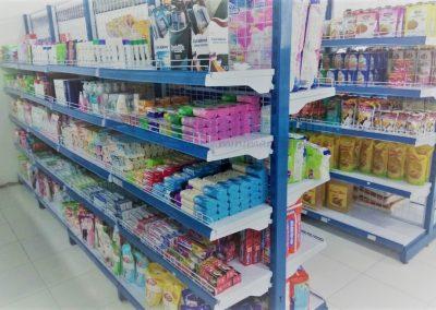 Rak Minimarket Balikpapan