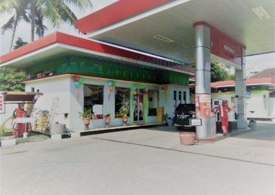 Proyek Rak Minimarket Magelang